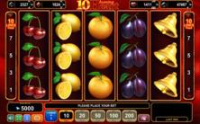 10 Burning Heart Online Slot