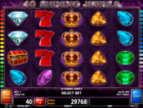 40 Shining Jewels Online Slot