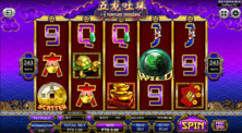 5 Fortune Dragons Online Slot
