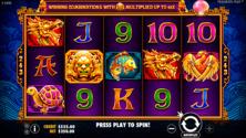 5 Lions Online Slot