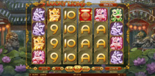5 Lucky Lions Online Slot