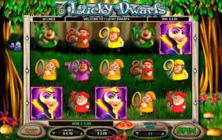 7 Lucky Dwarfs Online Slot