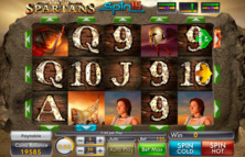 Age Of Spartans Spin 16 Online Slot