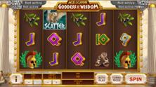 Age Of The Gods Goddess Of Wisdom Online Slot