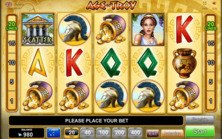 Age Of Troy Online Slot