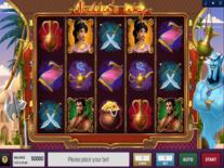 Aladdins Lamp Online Slot