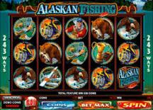 Alaskan Fishing Online Slot