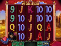 Ali Babas Treasure Online Slot