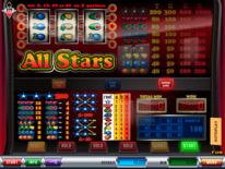 All Stars Online Slot