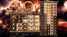 Apollo God Of The Sun Online Slot