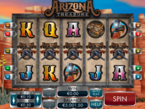 Arizona Treasure Online Slot