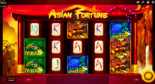 Asian Fortune Online Slot