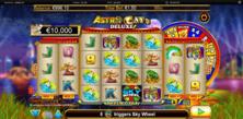 Astro Cat Deluxe Online Slot