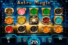 Astro Magic Online Slot