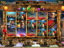At The Copa Online Slot