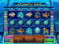 Atlantis Dive Online Slot