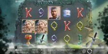 Avalon The Lost Kingdom Online Slot