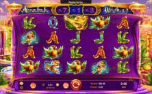 Azrabah Wishes Online Slot