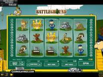 Battleground Spins Online Slot