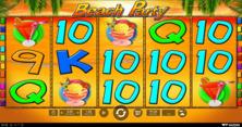 Beach Party Online Slot