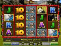 Bear Tracks Online Slot