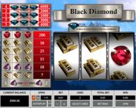 Black Diamond 3 Reels Online Slot