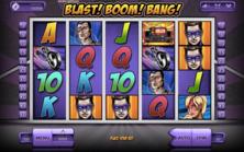 Blast Boom Bang Online Slot