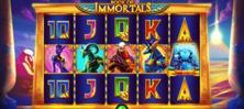 Book Of Immortals Online Slot