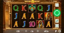 Book Of Sun Multi Chance Online Slot