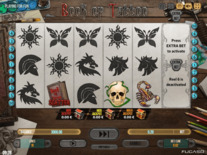 Book Of Tattoo Online Slot