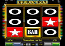 Bullion Bars Online Slot