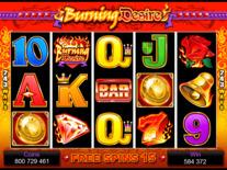 Burning Desire Online Slot