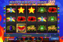 Butterfly Hot 20 Online Slot
