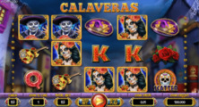 Calaveras Online Slot