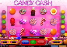 Candy Cash Online Slot