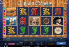 Captain Nelson Deluxe Online Slot