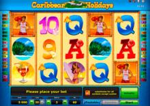 Caribbean Holidays Online Slot