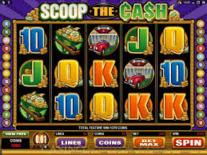 Cash Scoop Online Slot