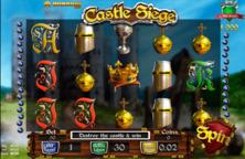 Castle Siege Online Slot