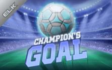 Champions Goal Online Slot