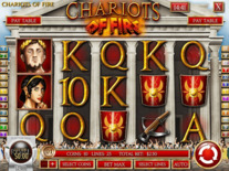 Chariots Of Fire Online Slot