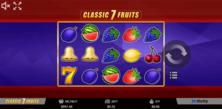 Classic 7 Fruits Online Slot