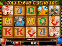 Columbus Treasure Online Slot