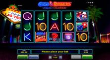 Cops N Robbers Vegas Vacation Online Slot