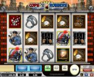 Copsn Robbers Online Slot