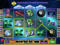 Cosmic Invaders Online Slot