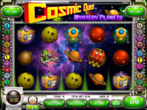 Cosmic Quest 2 Mystery Planets Online Slot