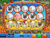 Crazy Farm Online Slot