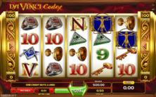 Davinci Codex Online Slot