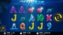 Deep Blue Online Slot